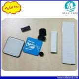 Étiquette d'Anti-Métal d'IDENTIFICATION RF de fréquence ultra-haute de Plastic/Po/EVA