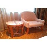 Einfache Art-Hotel-Schlafzimmer-Möbel mit festes Holz-Möbeln