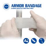 Difficoltà dell'involucro di riparazione del tubo della fibra della fasciatura di riparazione del tubo della fibra un tubo incapace di ritenere