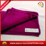 Одеяла ватки печати младенца одеяла ватки Sherpa мешок Coral пластичный Blanket