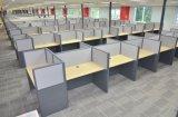 4가지의 방법 분할 사무실 워크 스테이션 (FEC8109)