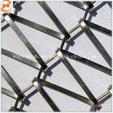 Transportador de alambre de acero inoxidable malla de alambre