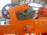 Máquina de fazer blocos de concreto Manpower-Saving, máquinas de blocos de cimento multifunções (ZCJK QTJ4-40)