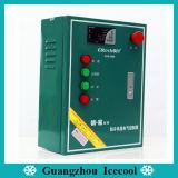 Cadre de contrôle électrique d'Elitech Ecb-5080 pour l'entreposage au froid de basse température