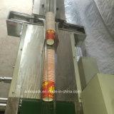 Contador de copo descartável máquina de embalagem com a Panasonic PLC
