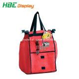sacchetto del carrello di acquisto del poliestere 210d