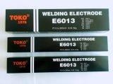Elétrodo de soldadura Aws de Toko A5.1 E6013 2.5 x 350mm