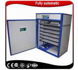 800 haut taux d'éclosion des oeufs Prix du cabinet d'Incubateur d'oie automatique