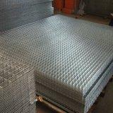 2X2 de aço galvanizado do painel de malha de arame soldado