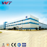 Alta qualidade Q235 T345B Luz prefabricados Prédio das estruturas de aço