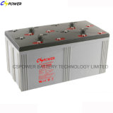 der Speicher2500ah Solarbatterie 2V 2500ah gel-Batterie-2V