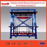 Производственная линия машины мембраны асфальта полимера доработанная Sbs водоустойчивая