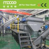Macchina di riciclaggio di plastica materiale dell'espulsione residua del LDPE del PE pp