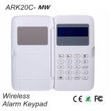 1 kilometro de alarma de transmisión a distancia con teclado inalámbrico {Ark20c-W}