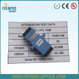 中国の製造者の光ファイバ固定SC/PC減衰器5dB