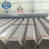 Труба конструкции гальванизированная лесами стальная