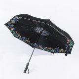 Fördernder Griff-Licht-Regenschirm 23 Zoll-LED