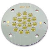 Slimme Elektronika en Hoge Mechanische Ceramische PCB van het Gouden Plateren van de Sterkte
