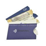 Venda por grosso de bloqueio de RFID de digitalização ilegal contra o titular do cartão de Papel
