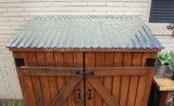 De golf Gegalvaniseerde Tegel van het Dakwerk van Staalplaten Zink Met een laag bedekte voor Verkoop