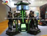 Dispositivo fresco video del juego del equipo de juegos de Vr de la realidad de la diversión