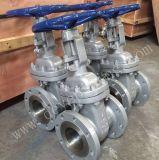 Des API-A216wcb industrieller Absperrschieber Form-Stahl-150lbs