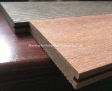 Композитный пластик обычные деревянные полы, подходит для использования вне помещений