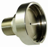 Boîtier en aluminium de torche de DEL avec la commande numérique par ordinateur Turning&Anodizing de précision