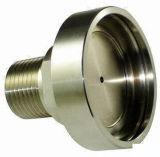 LED-Fackel-Aluminiumgehäuse mit Präzision CNC Turning&Anodizing