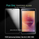 Anti-Rayer la glace Tempered de protecteur clair d'écran de HD pour la languette A2 S T380/T385/Tab de galaxie de Samsung par 8.0 2017