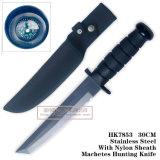 Фикчированные ножи ножей звероловства ножей лезвия тактические 30cm HK7853/HK7853-1