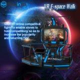 Nuevo simulador de la realidad virtual del caminante del E-Espacio del juego de Vr de la hospitalidad del diseño