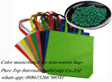 Pigmento Masterbatch di PA per il pigmento non tessuto Masterbatch di colore dei sacchetti