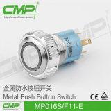 Edelstahl-Drucktastenschalter CMP-16mm (MP16S/F11-D)