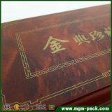 Caixa de madeira da lembrança
