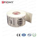 Cadeia de suprimento 860MHz-960MHz etiqueta RFID inteligentes passiva Etiqueta UHF