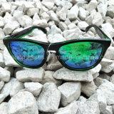 熱く新しいデザインカスタム緑によって分極される紫外線保護人の方法サングラス