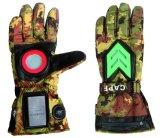 E, strahlen Handschuh für Verkehrspolizei mit Licht und Wärme aus