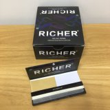 Un papel de cigarrillo Mano-Rodado más rico con el certificado del SGS