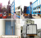 """Le prix en acier de Structure/20ft/Cheap/mobilier amovible/panneau """"sandwich""""/conteneur renferme le projet fait par la Chine"""