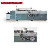 Del lado del libro grapadas Encuadernación de cola o el enlace de la escuela Mking Swen portátil el fabricante de máquinas