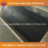Высокая износоустойчивость износа стальной пластины для передачи канала