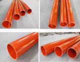 Tubulação plástica da potência, fabricante da tubulação da luva de proteção do cabo