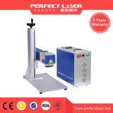 Sistema della marcatura del laser della fibra del collegare del cavo di codice a barre