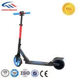 蹴りの電気スクーター150Wは移動性のスケートボード折る最も軽いHoverboard Lme-150sを冷却する