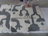 Mattonelle di mosaico di marmo della Cina per l'ingresso