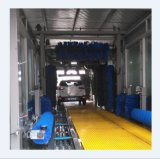 Entièrement automatique du système de la machine à laver la voiture de l'équipement pour le nettoyage de la machine à vapeur de la fabrication en usine de lavage rapide