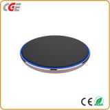 Cargador de batería electrónica Mobile Phone Charger Cargador de viaje cargador de teléfono inalámbrico de Qi