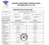 Oferta del 99% Pharm grado Alpha GPC Polvo Nootropics 28319-77-9