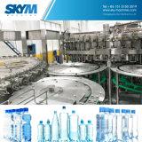 플라스틱 병 순수한 무기물 식용수 충전물 기계